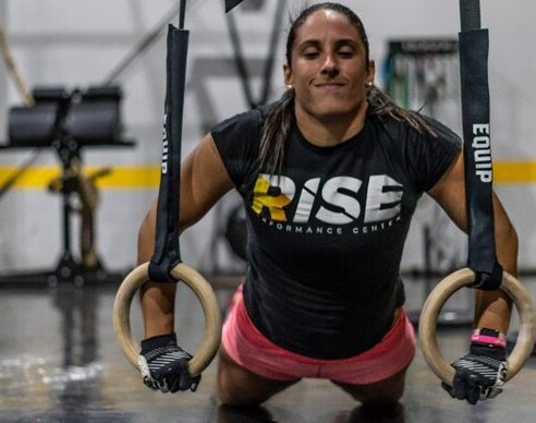 Campeona Mundial de Crossfit, Made in Costa Rica!
