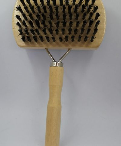 Cepillo de mango de madera
