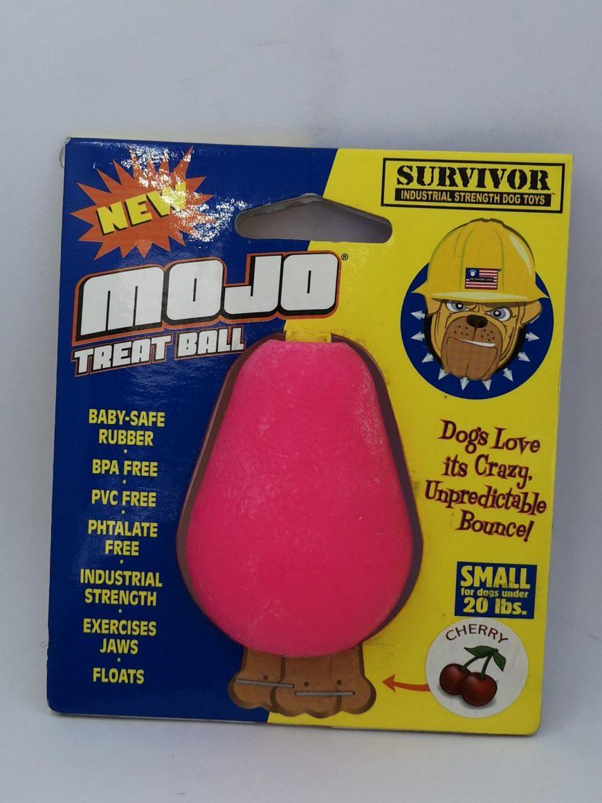 Mojo Ball para agregar premios